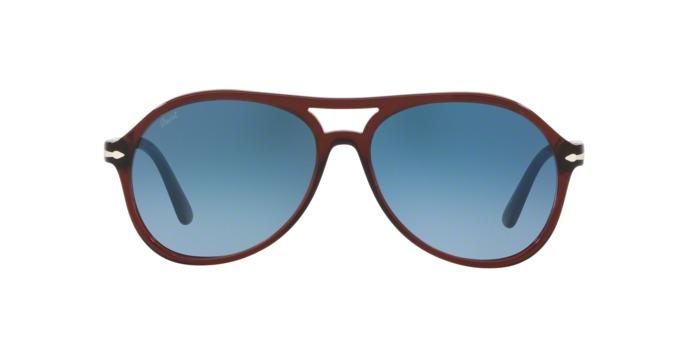 41a57affc Óculos Persol Po3194s 1075q8 Marrom Lente Azul Degradê Tam - R$ 840 ...