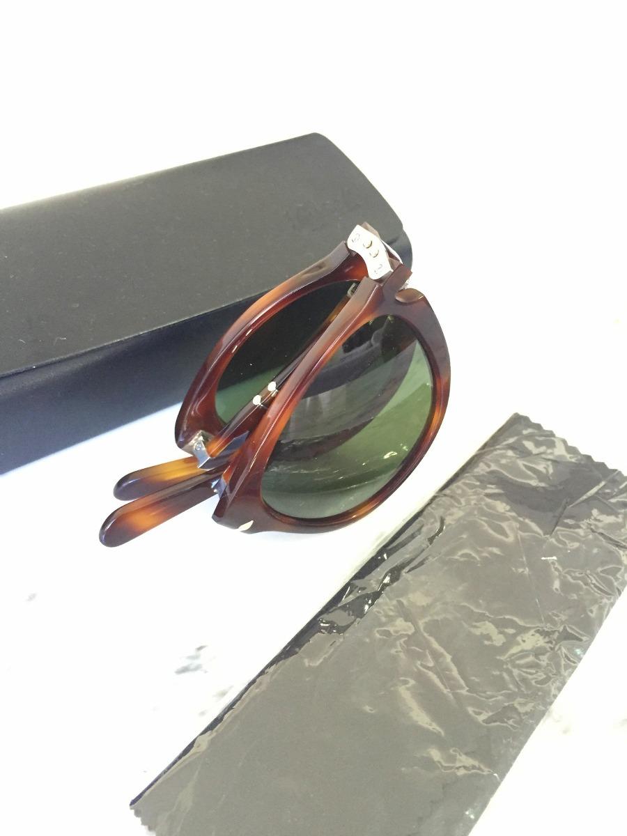 Oculos Persol Steve Mcqueen Original Dobravel 714 - R  569,00 em ... 04186c4bcb
