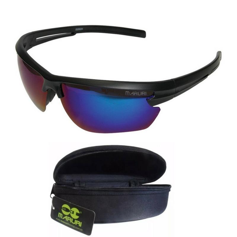 4211d0025 Óculos Pesca Maruri® Polarizado Espelhado Anti-reflexo #6624 - R$ 69,90 em  Mercado Livre