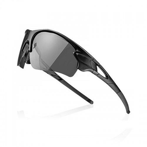 Óculos Pesca Profissional Polarizado 5 Lentes Ultra Proteção - R  120,00 em  Mercado Livre cfd65a5e1e