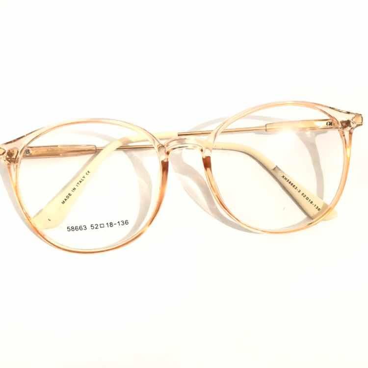 3abb5e5d45968 Óculos P grau Armação Sem Grau Redondo Acetato Varis Cores - R  79 ...