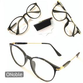 688f459a5 Oculos De Grau Aro Fina Redondo Feminino - Óculos no Mercado Livre ...