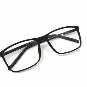 7c8884c1e Óculos P/grau Masculino Armaçao Quadrado E Leve Model188