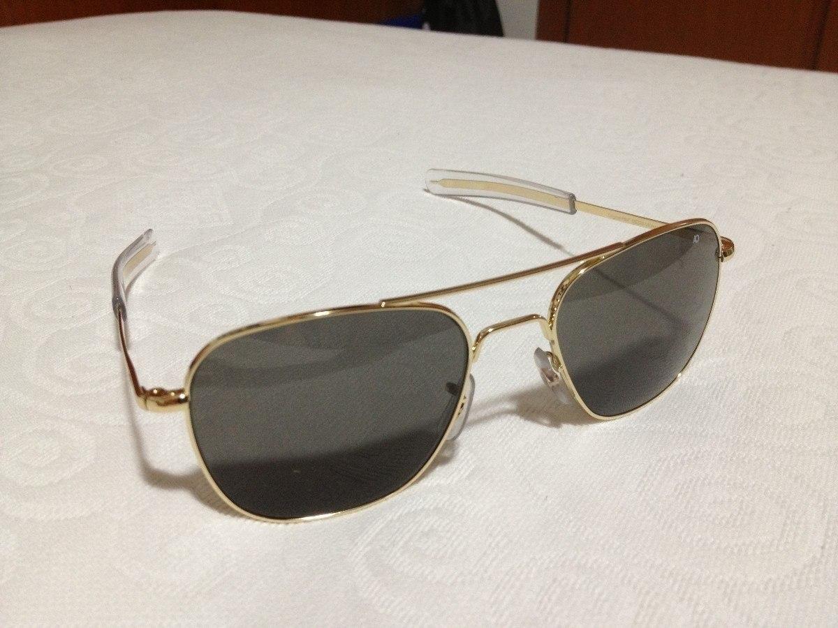 fa729d7aa Óculos Piloto / Aviador Militar, Importado! - R$ 800,00 em Mercado Livre