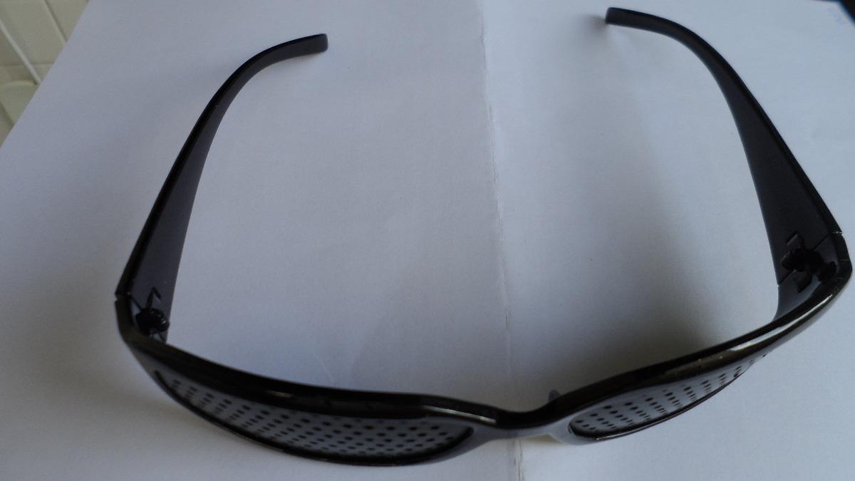 90e40a04ad5cd Óculos Pinhole Modelo Retangular - Frete Fixo 14,00 - R  46,00 em ...