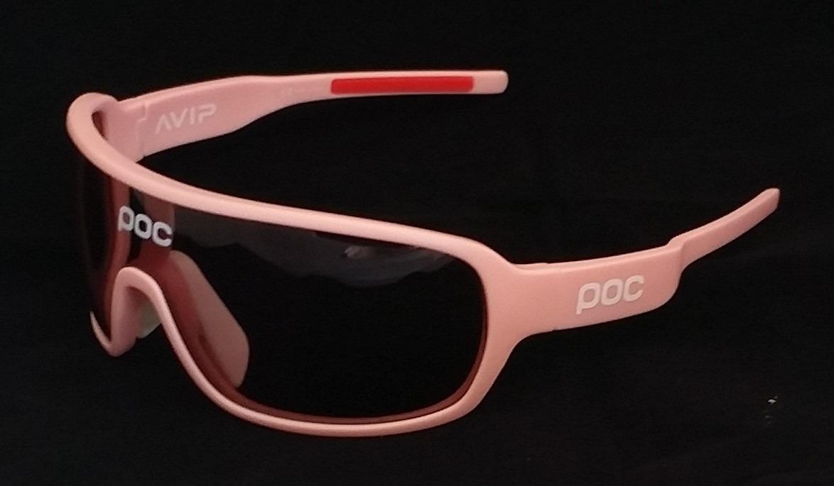 Óculos Poc Do Blade Avip Rosa - 4 Lentes - Ciclismo Corrida - R  239 ... 1dfe5bec7c