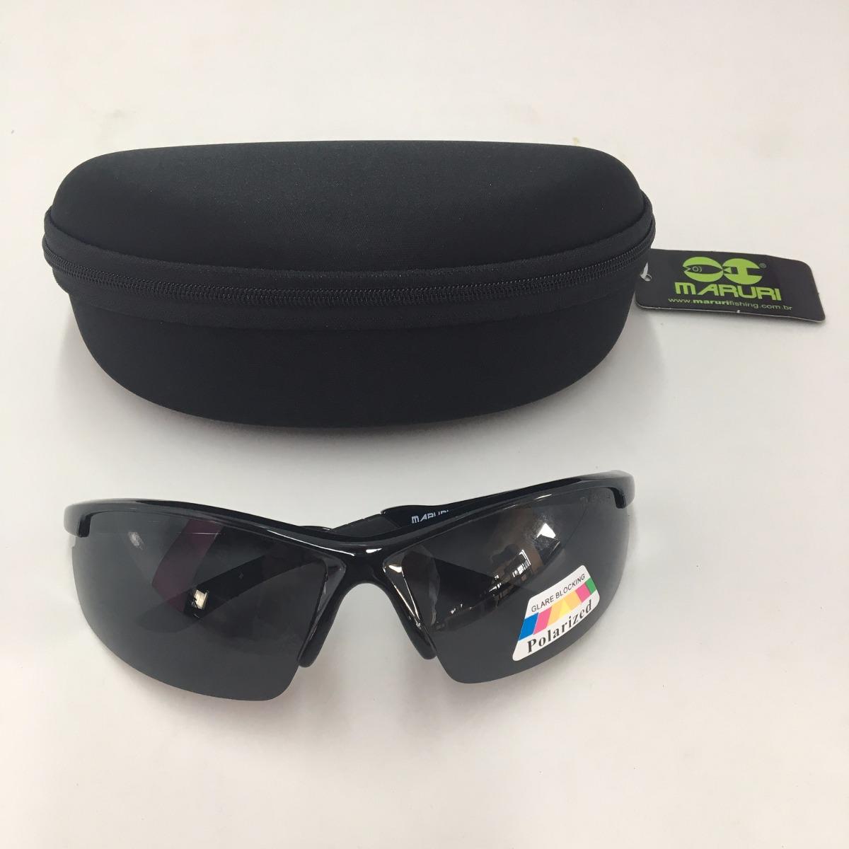 61aaa2dd77efa óculos polarizado anti-reflexos pra pesca maruri dz6575. Carregando zoom.