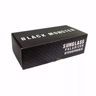 Óculos Polarizado Black Monster Da Monster 3x - Lente Azul - R  388 ... 801a08693f