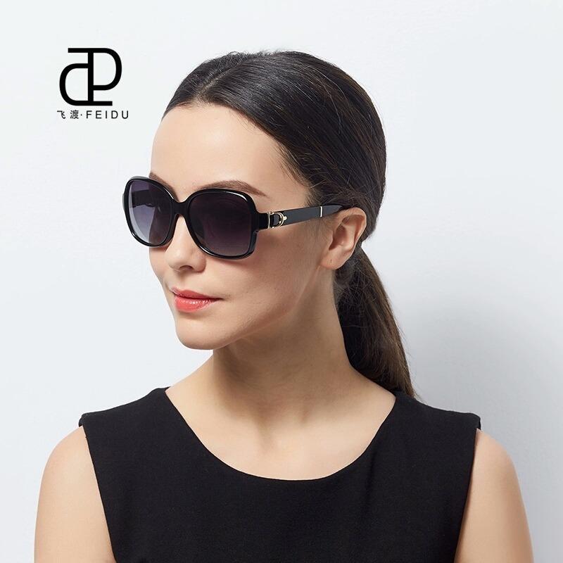 óculos polarizado feminino original moda 2018 jackjad luxo. Carregando zoom. 9eb7cfa37c