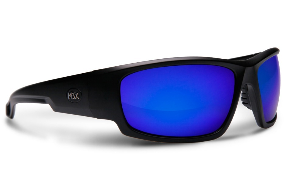 2cca2cc1bbe72 óculos polarizado monster 3x lente azul. Carregando zoom.