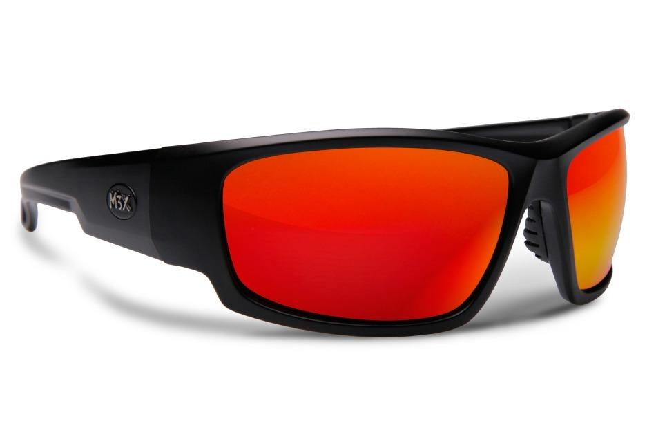 73fb12124cd66 óculos polarizado monster 3x lente vermelha. Carregando zoom.