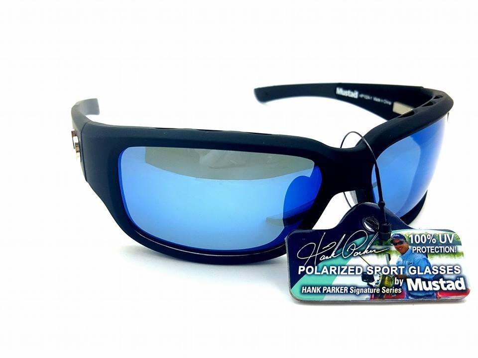 bc2655585 Óculos Polarizado Para Pesca Lente Azul Proteção Uv Mustad - R$ 236 ...