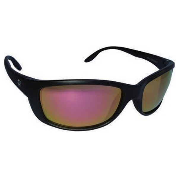 f44a85464b90c Óculos Polarizado Pro-tsuri Mako Preto Fosco   Gold Mirror - R  159 ...