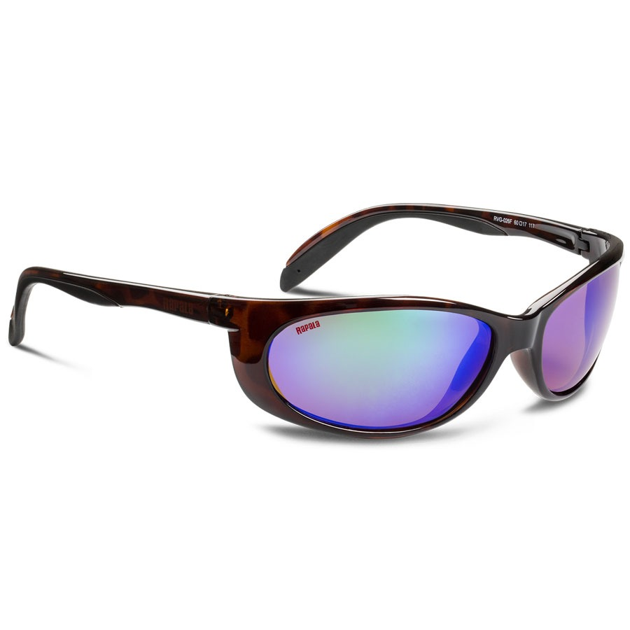 Óculos Polarizado Rapala Sportsmans Mirror Series Rvg 026f - R  189,99 em  Mercado Livre 2d2bd0d717
