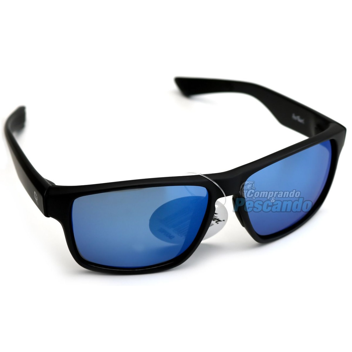 8961ca8663c1b Óculos Polarizado Tarpon Pro-tsuri Lente Azul 10p0041 - R  132,89 em ...