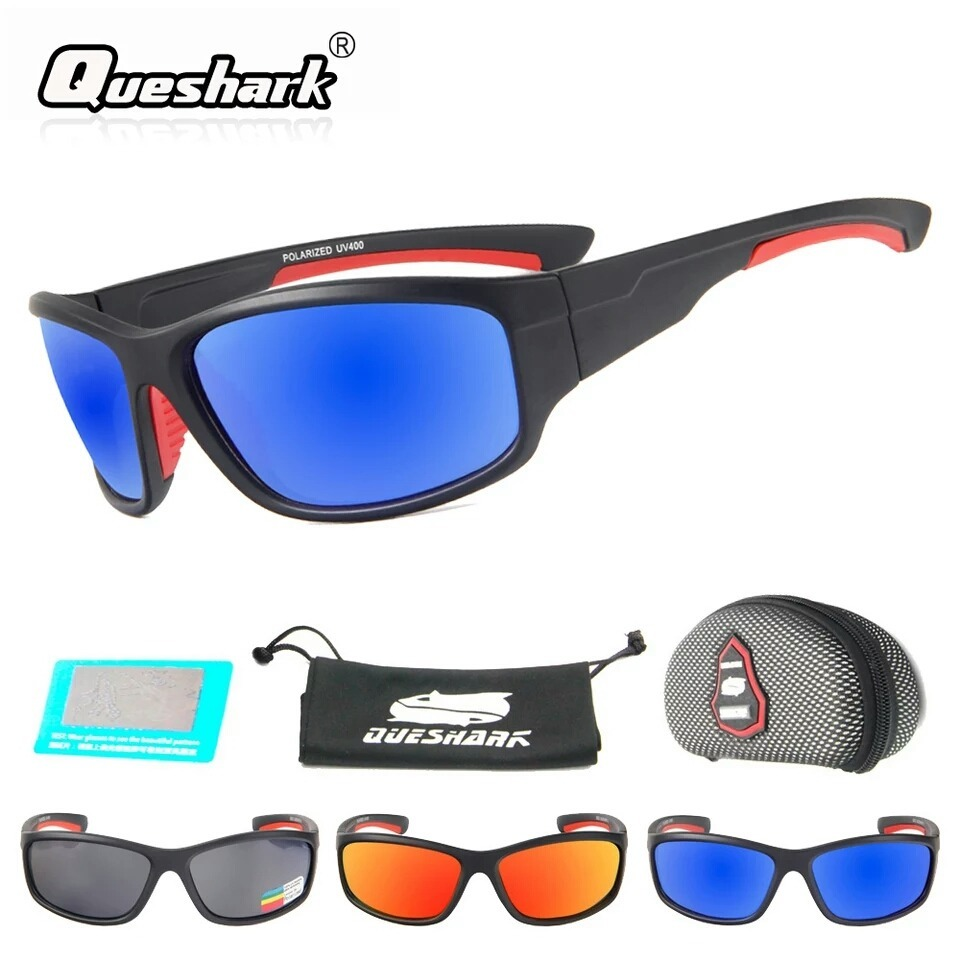 8497d32de0174 Oculos Polarizado Tipo Black Monster Uv400 Marca Queshark - R  120 ...