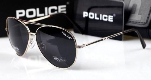 2add78ae9 Oculos Police Aviator Prata P8585 - Frete Grátis - R$ 120,00 em ...