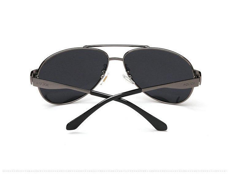 3e98238e1 Oculos Police P177 Cinza Escuro - Frete Grátis!!! - R$ 120,00 em Mercado  Livre