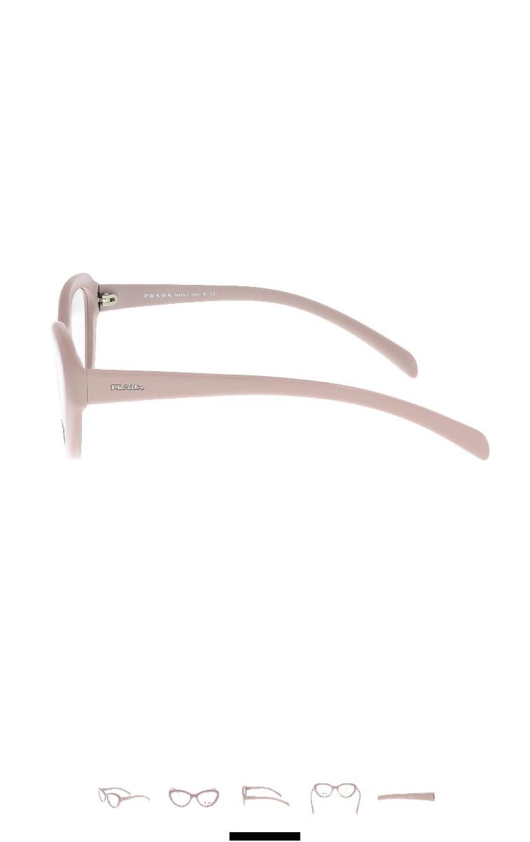 18d7db2a1f05c Carregando zoom... armação óculos de grau feminino prada luxo 100% original