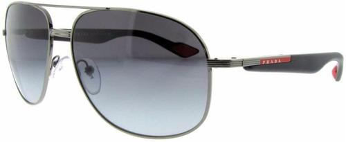 ff49cbe6c Óculos Prada Aviador Sps 50m Original - R$ 295,00 em Mercado Livre