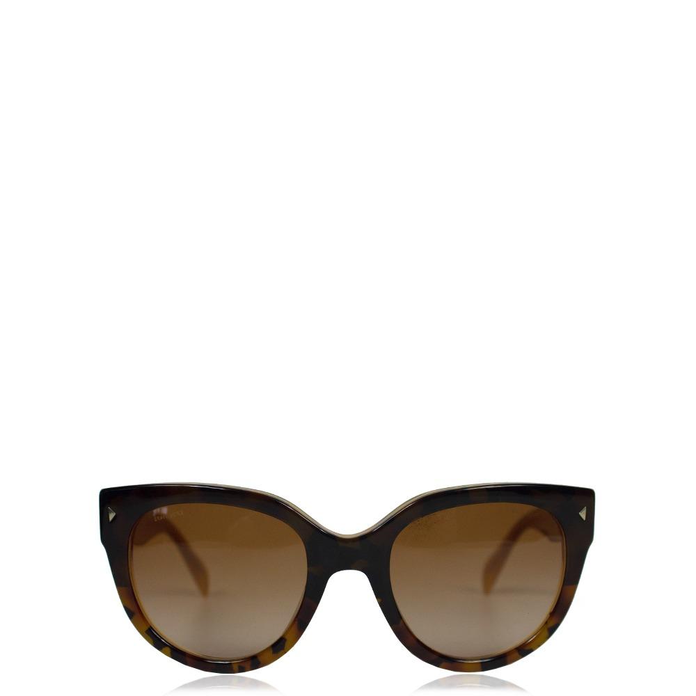 f2502caa8 Óculos Prada Caramelo Spr17 Prada - R$ 590,00 em Mercado Livre