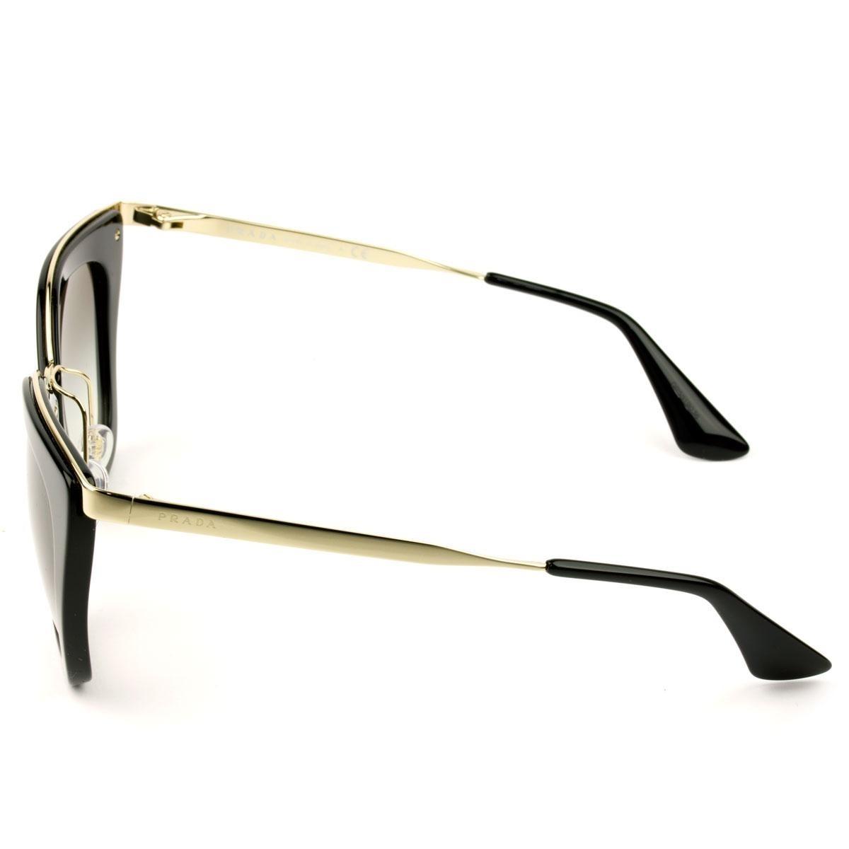 7623f0dbf óculos prada cinema spr 53s 1ab-0a7 52 - nota fiscal. Carregando zoom.