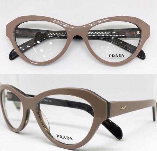 2a55d8fb57576 Oculos Prada De Grau Nude Com Preto Novo Tendencia -pr103 - R  135 ...