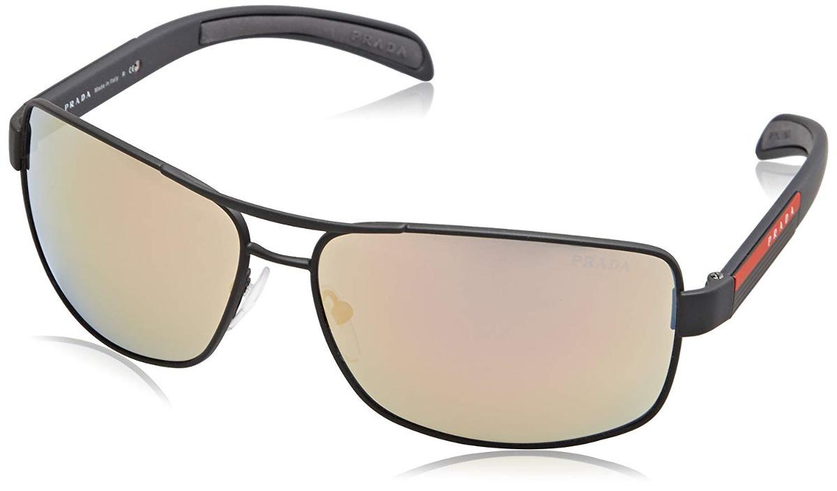 Óculos Prada Linea Rossa Men s - 100257 - R  1.631,44 em Mercado Livre fd8ed36ed4