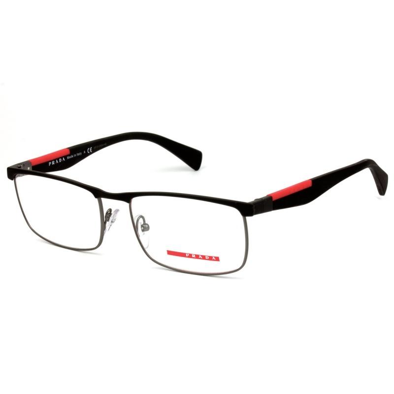 c12b0a5b06f98 óculos prada linea rossa vps54f qfp-101 55 - nota fiscal. Carregando zoom.
