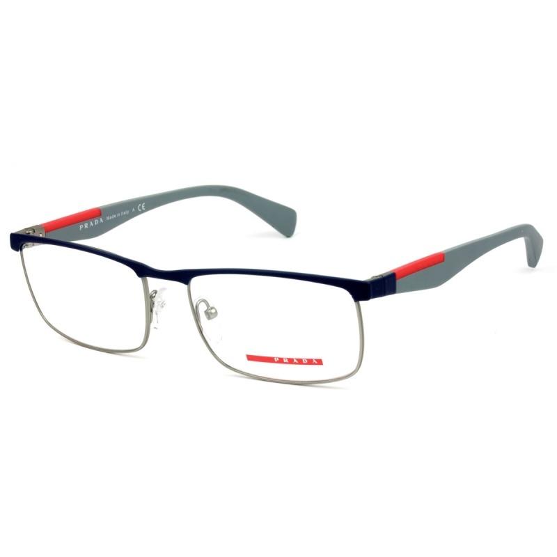 01ea741fa2b9a óculos prada linea rossa vps54f twq101 55 - nota fiscal. Carregando zoom.