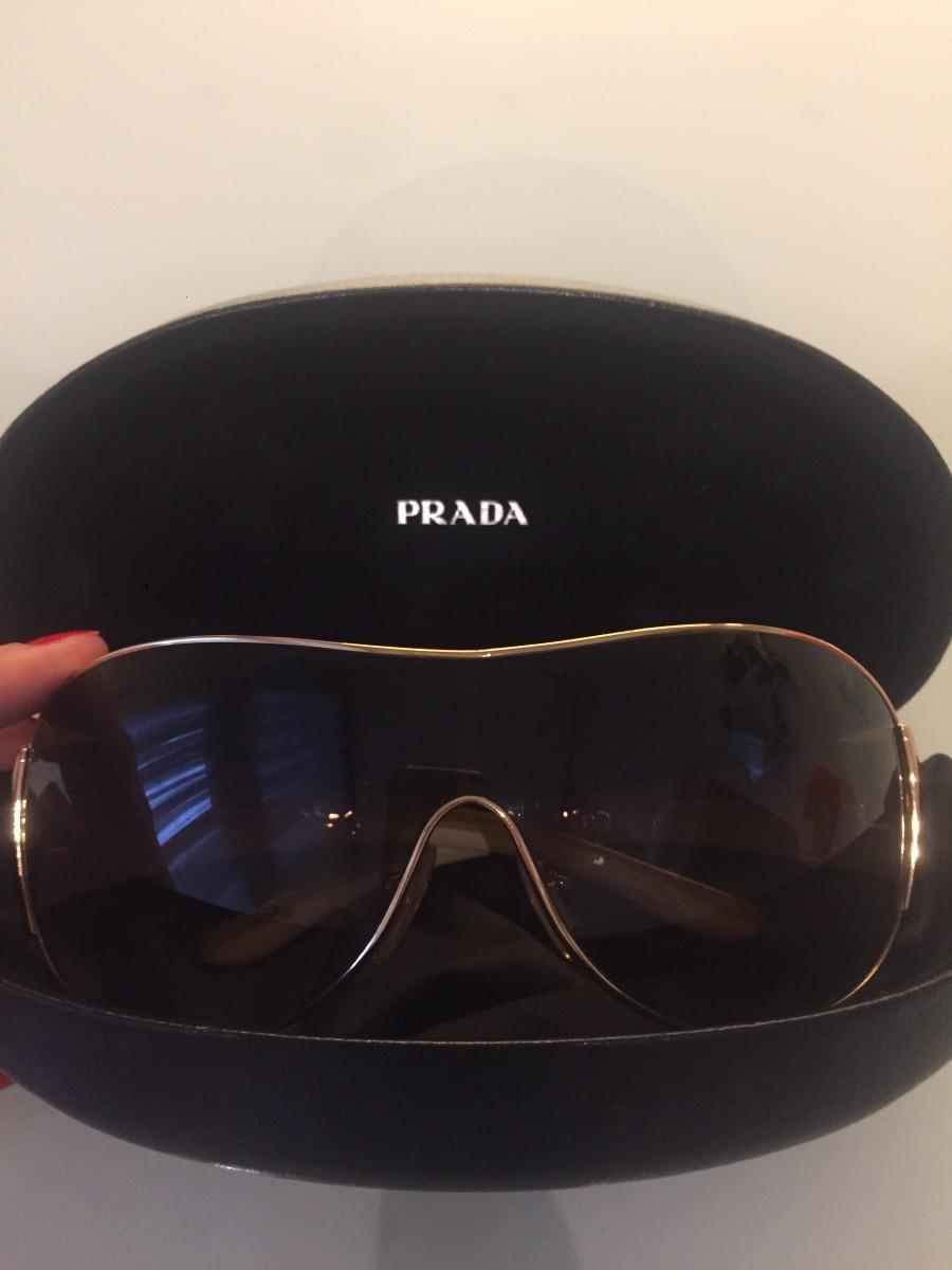 910dd7d8a3f62 óculos prada mascara. Carregando zoom.