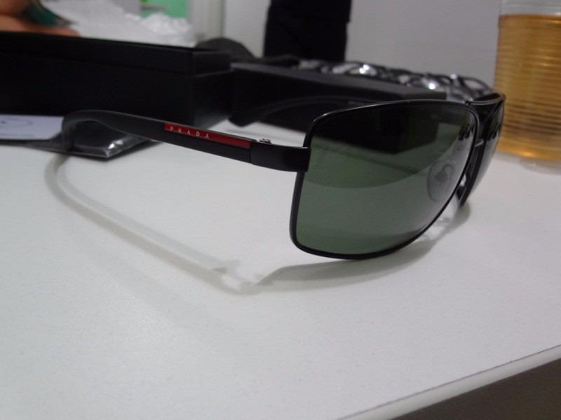 b22fa573f Oculos Prada Masculino Na Caixa - R$ 200,00 em Mercado Livre