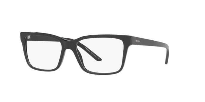 83fe901a7 Óculos Prada Millennials Pr 17vv 1ab1o1 Preto Lente Tam 54 - R$ 786 ...