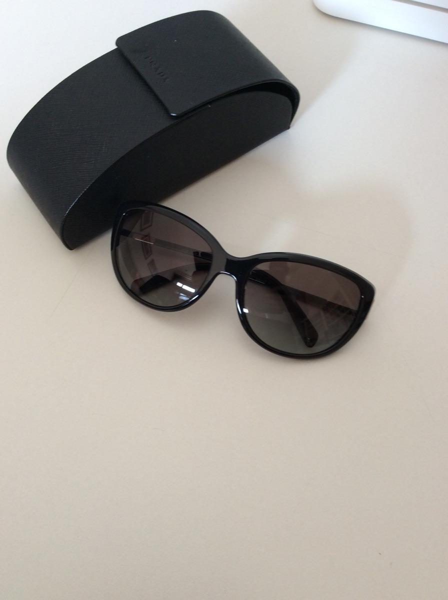 8adb93fb9eb66 óculos prada original spr 070 havana olho de gato. Carregando zoom.