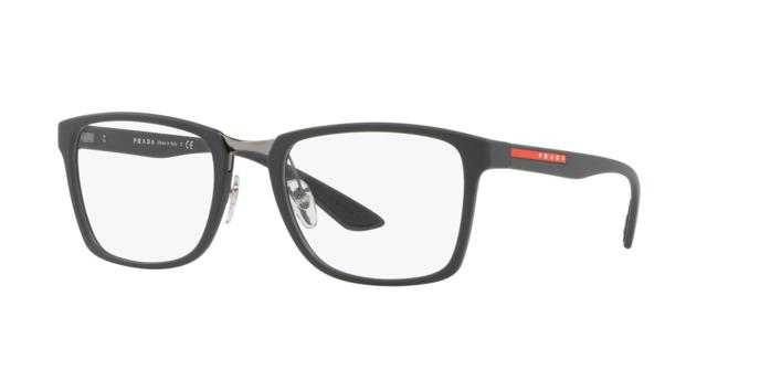 ad46d4985cef3 Óculos Prada Sport Ps06lv Ufk1o1 Cinza Lente Tam 55 - R  656,01 em Mercado  Livre