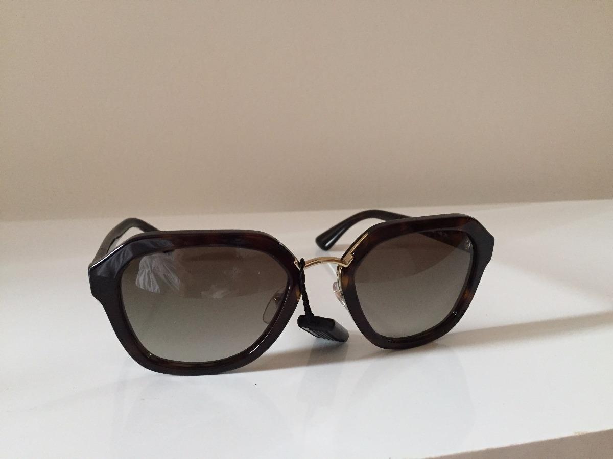 1ab839267f36e óculos prada spr 25r original novo na caixa. Carregando zoom.