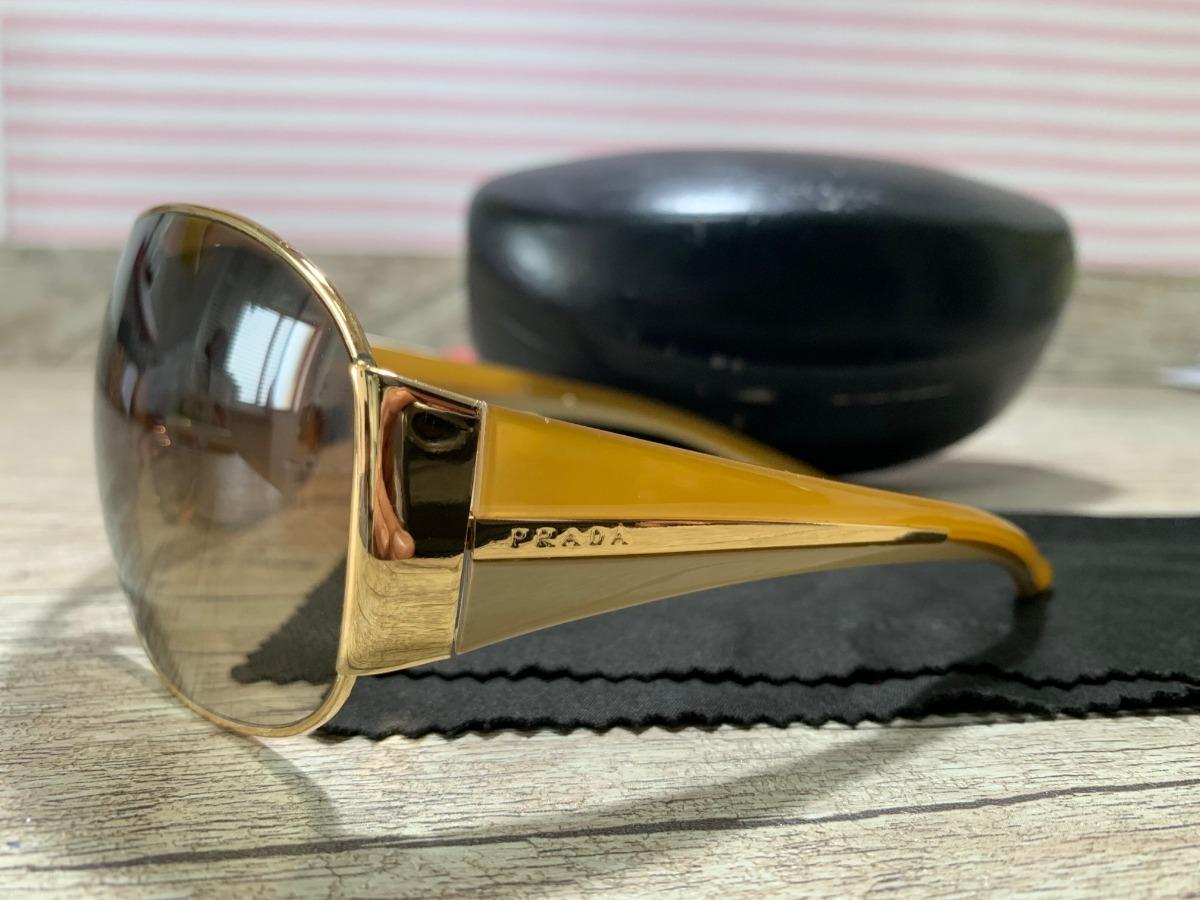 bed730f20 Óculos Prada [spr 52h]- Original - Made In Italy (usado) - R$ 290,00 ...