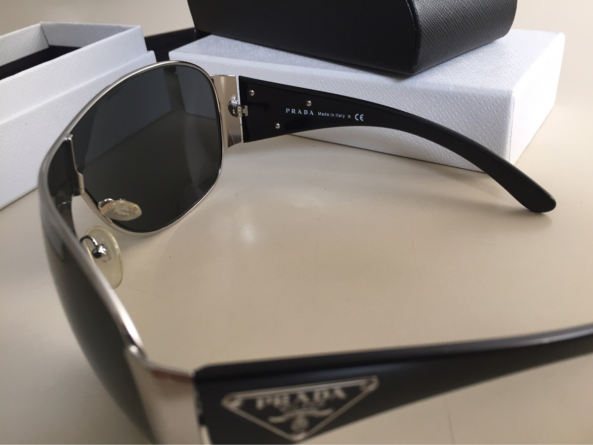 d31bf577daa12 Oculos Prada Spr 57 L 1bc-1a1 120 3n - R  400,00 em Mercado Livre
