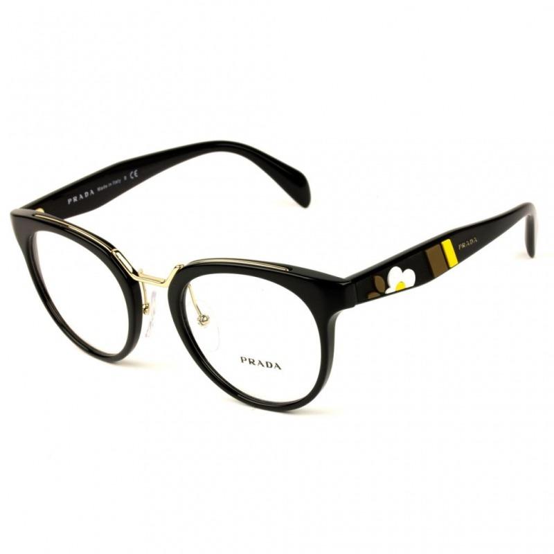 afc81511c4d80 óculos prada vpr 03u 1ab-1o1 51 - nota fiscal. Carregando zoom.