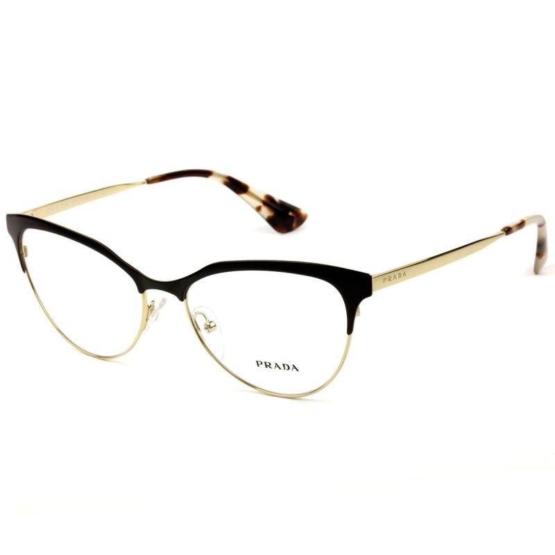 724772e33f6a5 óculos prada vpr 55s qe3-1o1 54 - nota fiscal. Carregando zoom.