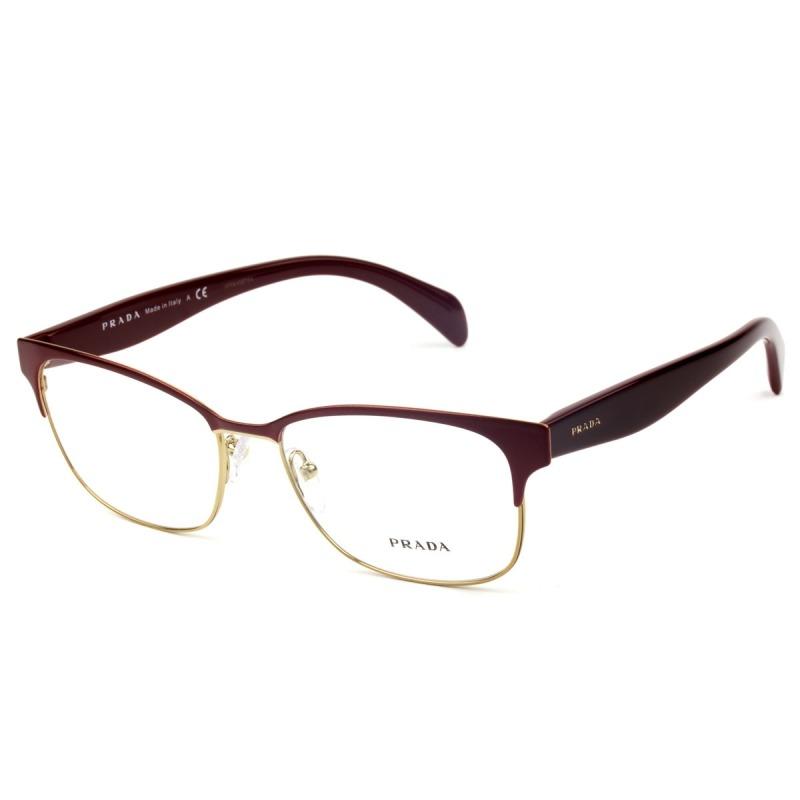 200b8e14292df óculos prada vpr 65r uan-1o1 55 - nota fiscal. Carregando zoom.