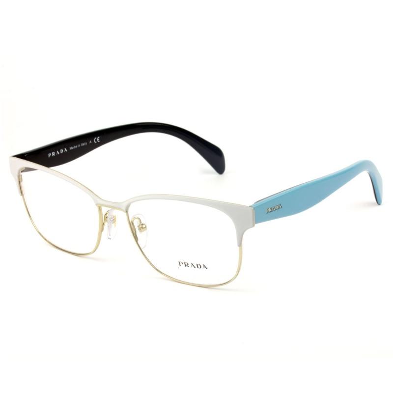 18c62cc27322b óculos prada vpr 65r vic-1o1 55 - nota fiscal. Carregando zoom.
