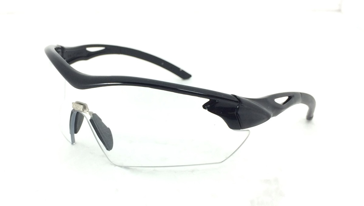 Oculos Protecao Antiembacante Airsoft E Paintball Incolor - R  84,99 ... d75038a298