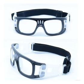Óculos Proteção Basquete Futebol Squash Tenis Esporte Preto