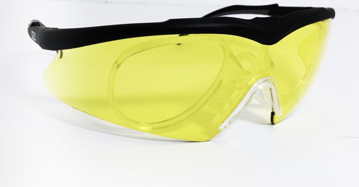 9d1a2bd415456 oculos protecao msa gull + clip p  lentes de grau antiembaca. Carregando  zoom.