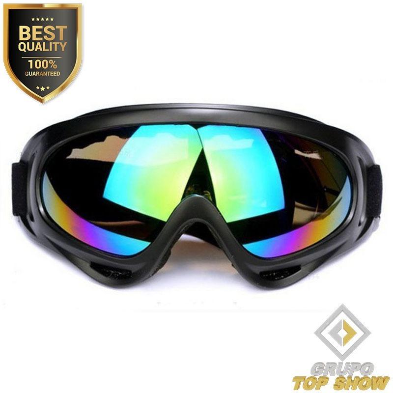 192049649abb5 óculos proteção airsoft paintball moto bike proteção uv400. Carregando zoom.