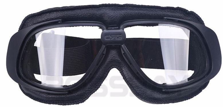 Óculos Proteção Aviador   Moto Harley Vintage Café Racer - R  79,90 ... 289a44215d