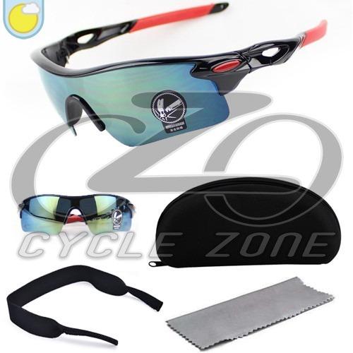 5870cd8f3df5b Óculos Proteção Ciclista Esporte Ciclismo Uv 400 Completo - R  49