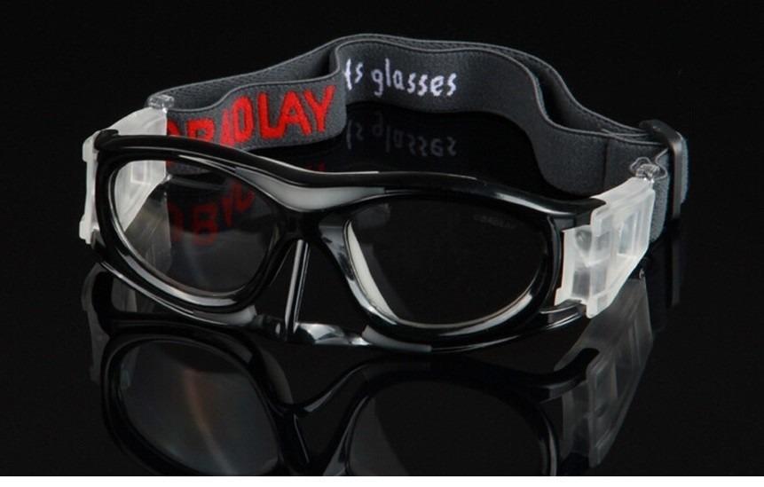 7b6ead554 Óculos Proteção Futebol Basquete Esportes Radicais - R$ 222,95 em Mercado  Livre