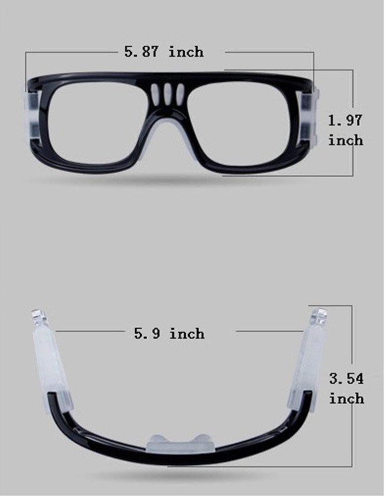 óculos proteção futebol basquete volei esportes aceita grau. Carregando  zoom. 54a65e4761